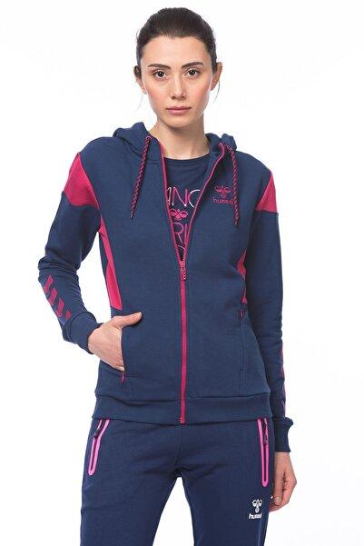 HUMMEL Kadın Sweatshirt Ivyan Zip Hoodie
