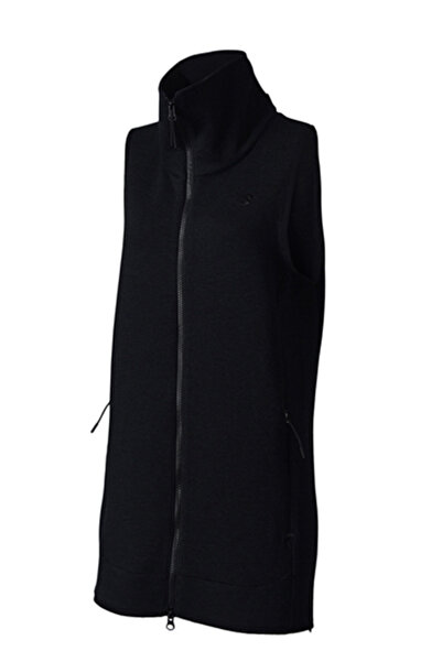 New Balance WV73522 Kadın Siyah Ceket - WV73522-BK
