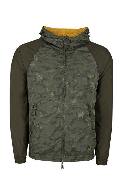 Emporio Armani Erkek Yeşil Ceket 3Z1B88 1Nskz
