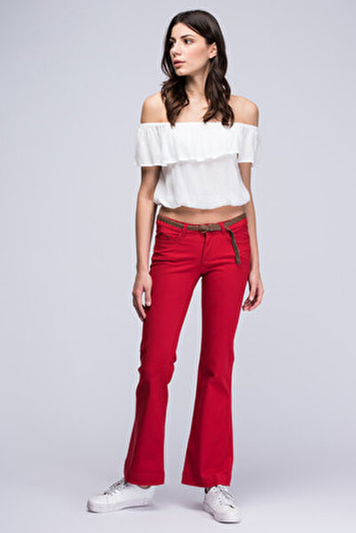 Kadın Pantolon LFBWNWPNT0321200