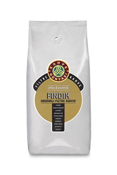 Kahve Dünyası Fındık Aromalı Filtre Kahve Çekirdek 1 kg