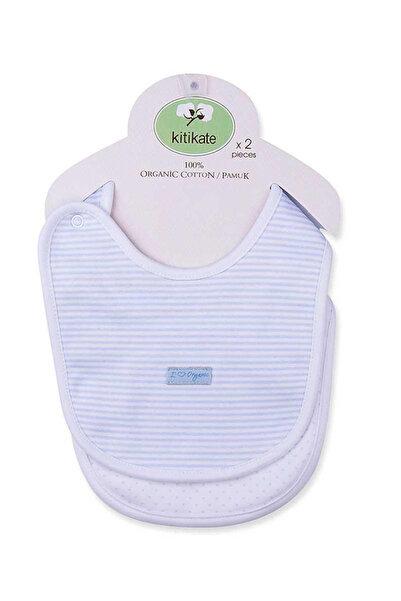 Baby Center Dreams 2'Li Mama Önlüğü Mavi Ib25574