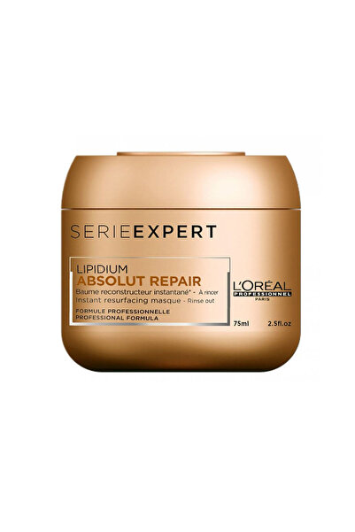 L'oreal Professionnel Onarıcı Maske - Absolut Reapir Lipidium- 75 ml 3474636568956