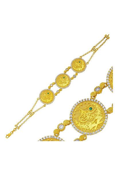 Altınbaş Kadın Altın Bileklik BLMC0496-24906