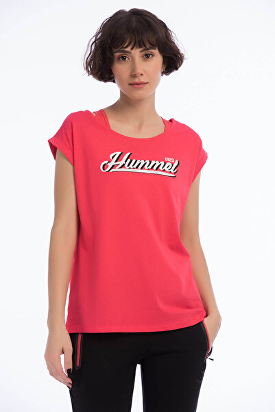 HUMMEL Kadın T-shirt Thaıs T-Shırt S/S