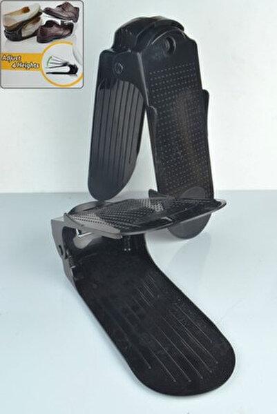 2'Li Ayarlanabilir Rampalı Ayakkabılık