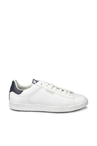 Betna Beyaz Erkek Deri Ayakkabı 100330423