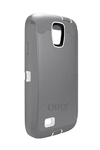 OTTERBOX Samsung Galaxy S4 Defender Kılıf - Beyaz-Gri