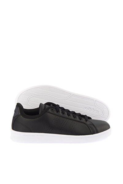 adidas CLOUDFOAM ADVANTAGE CLEAN Siyah Erkek Deri Sneaker 100257835