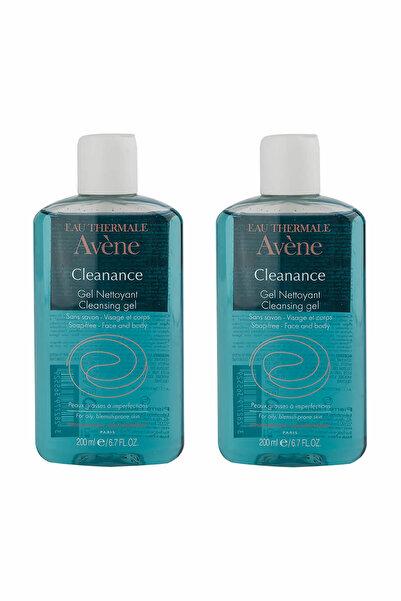 Avene Yağlı Ciltler için Temizleyici Jel - Cleanance Gel Nettoyante 2x200 ml 3282770082210