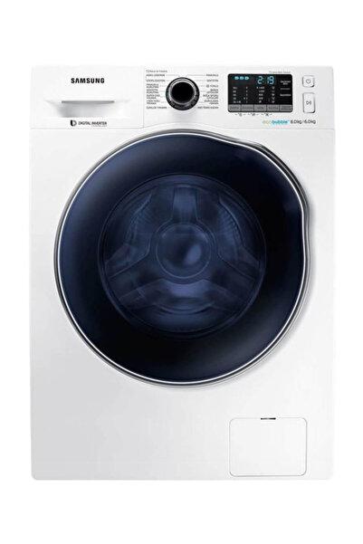 Samsung WD80J5B10AW 1400 Devir 8 kg / 6 kg Kurutmalı Çamaşır Makinesi