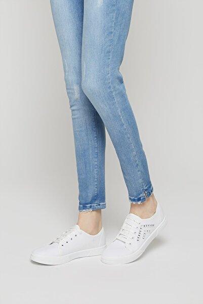 Polaris 91.313425.z Beyaz Kadın Sneaker Ayakkabı 100376761