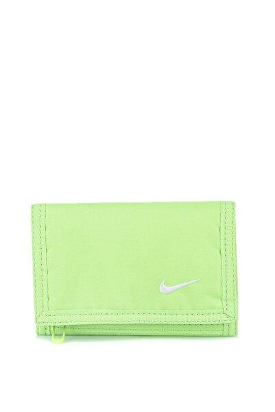 Nike Unisex Cüzdan - N.IA.08.385/VOLTAGE GREEN/WHİTE