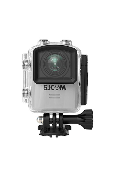 SJCAM M20 Wi-fi 4k Aksiyon Kamerası Gümüş