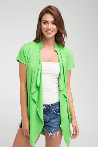 Laranor Kadın Yeşil Yelek 17L5354