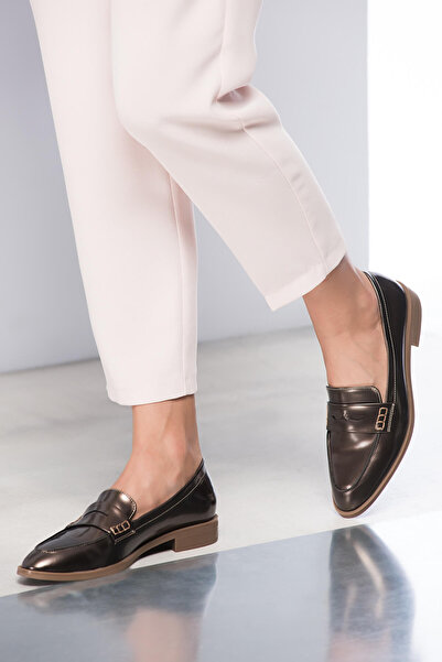 İnci Gumus Kadın Loafer Ayakkabı 120130001895