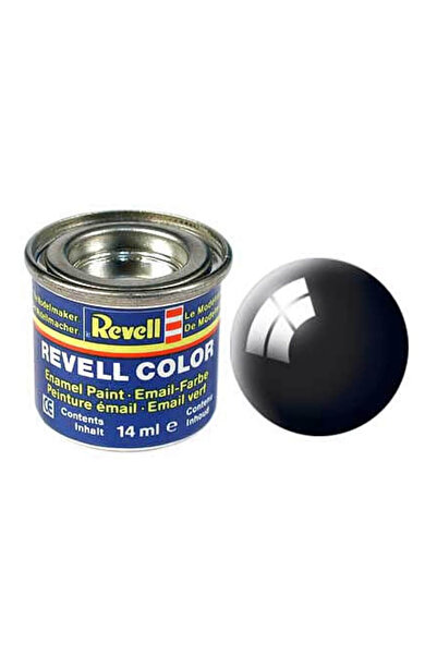 REVELL Email Color Parlak Siyah 14ml-32107