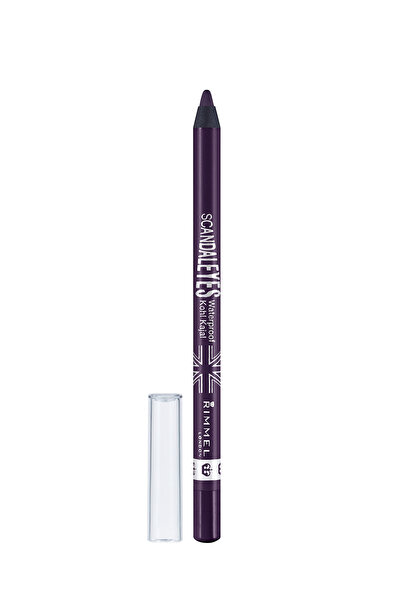 RIMMEL LONDON Mor Eyeliner - Scandal'Eyes Kohl Kajal Purple 3614224079581