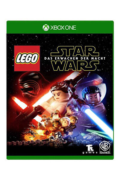 Wb Games Xbox One Lego Star Wars The Force Awakens