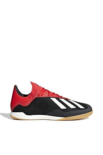 adidas Unisex Halı Saha Ayakkabı/Krampon - X 18.3 Indoor Futsal Futbol Salon Ayakkabı - BB9391