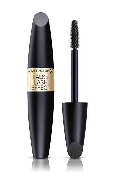 Max Factor Dolgunlaştırıcı Siyah Maskara - False Lash Effect Mascara 5011321471900