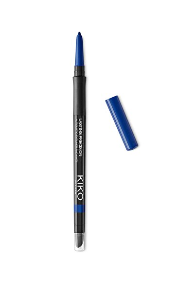 KIKO Göz Kalemi - Lasting Precision Automatic Eyeliner & Kajal 06 Dark Ultramarine 0.35 gr 8025272616317