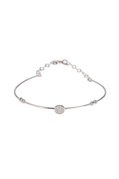 Coquet Accessories Kadın Gümüş Bileklik 19G9U08N041
