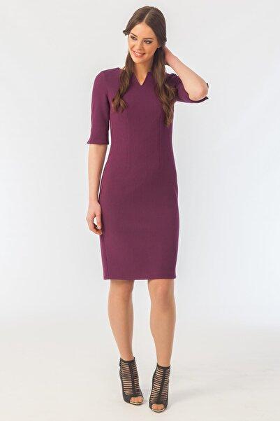 Naramaxx Kadın Fuşya Elbise 16K11112Y693