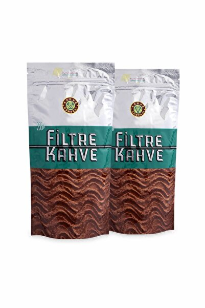 Kahve Dünyası Filtre Kahve 250 gr - 2'li Paket