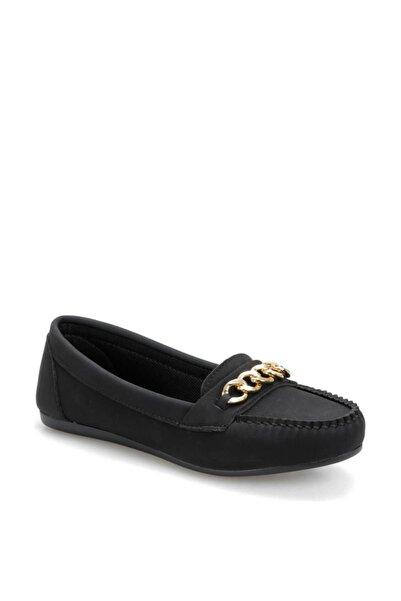 Miss F Ds17032-19s Siyah Kadın Sandalet 100352220