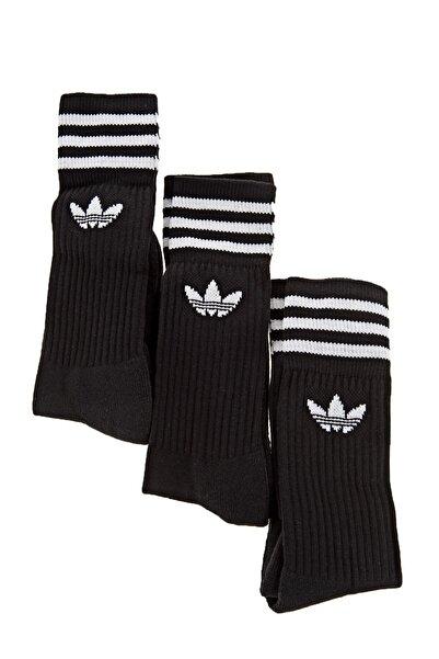 adidas Unisex Originals Çorap - Solid Crew Sock - S21490