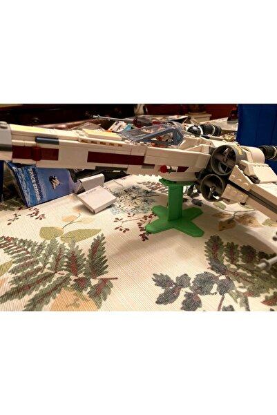 AldımGeldi Lego X-wing 75102 Için Ekran Standı Organik Plastikten