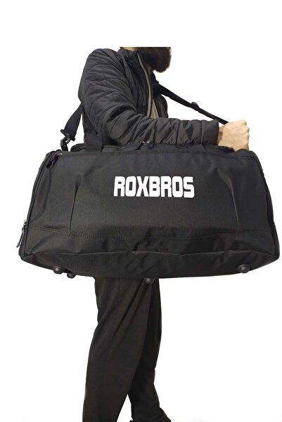 Roxbros 62 Cm Büyük Boy Seyahat Çantası Spor Çanta Adidas Nike Model
