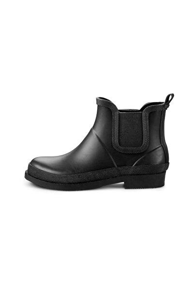 Tchibo Siyah Yağmur Botu 93037