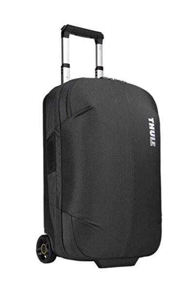 Thule Subterra Carry On 55Cm 22 İnç  Dark Shadow Notebook Tekerlekli Seyahat Çantası
