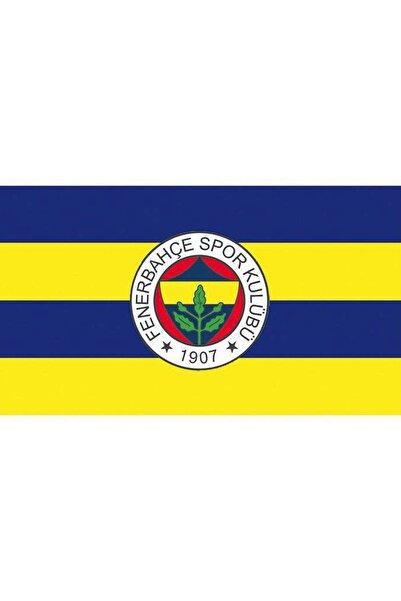 Fenerbahçe 60X90 Fb Logo Sallama Bayrak