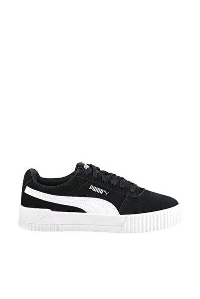 Puma CARINA JR Siyah Kadın Sneaker Ayakkabı 101119258
