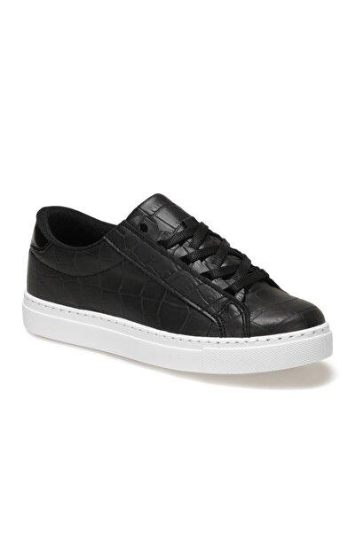 ART BELLA CS21003 1FX Siyah Kadın Havuz Taban Sneaker 101014581