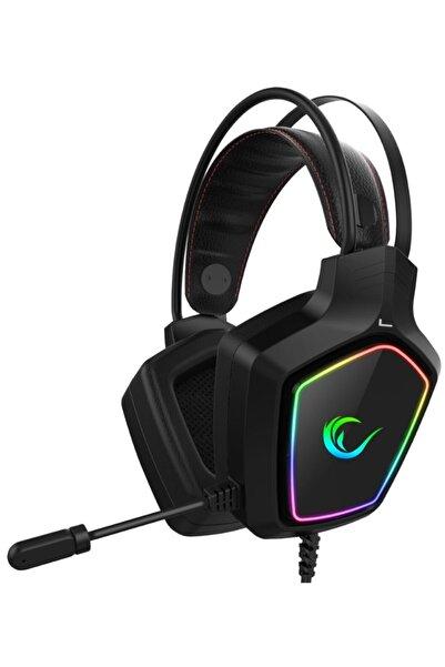 Rampage X-ranger 7.1 Rgb Ledli Mikrofonlu Oyuncu Kulaklığı Gaming Kulaklık