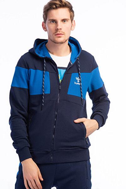 HUMMEL Erkek Sweatshirt Lodrıc Zıp Hoodıe