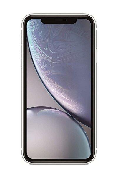 Apple iPhone XR 128GB Beyaz Cep Telefonu (Apple Türkiye Garantili)