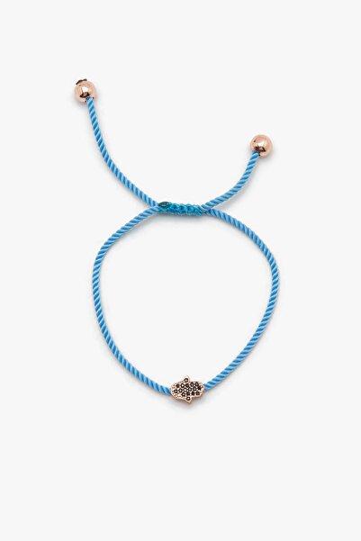 Koton Kadın Mavi Bijuteri Bileklik 6YAK70564AA