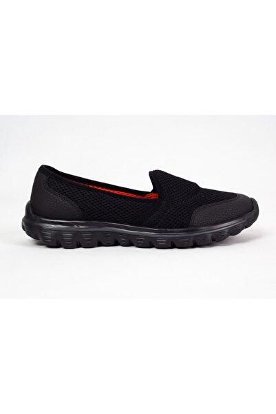 Greyder Kadın Siyah-Siyah Yürüyüş Ayakkabısı 1Y2SA30661