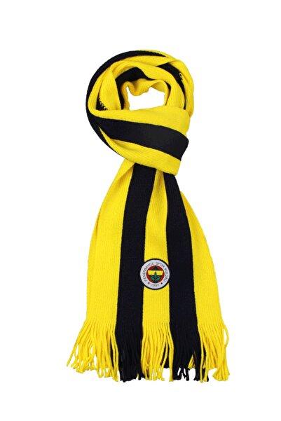 Fenerbahçe Lefter Atkı Sarı-A-5Lc-0-000