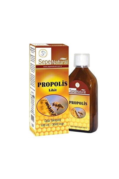 Sepe Natural Likit Propolis Ekstrakt 100 ml