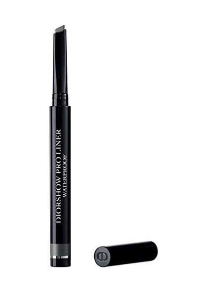 Dior Suya Dayanıklı Gri Eyeliner - Diorshow Proliner 042 3348901252799