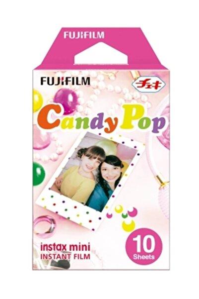 Fujifilm Şipşak Makine Kartuşu- Fotograf Makinası- Film - Carrete Mını 8 Candy Pop /