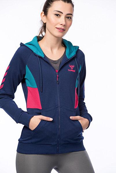 HUMMEL Kadın Sweatshirt Domina Zip Hoodie