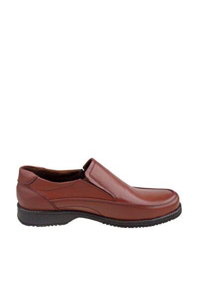 Wolfland Hakiki Deri Kahve Erkek Ayakkabı 101 B 02