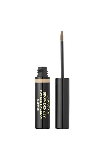 Lancome Kaş Farı - Brow Densify Powder To Cream 12 Dark Brown 4935421656146